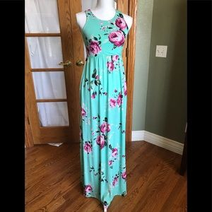 NWT Mint and Rose Maxie Dress